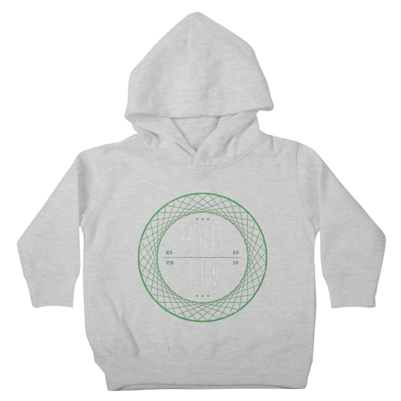 PC Kids Toddler Pullover Hoody by PRESPRO CUSTOM HOMES