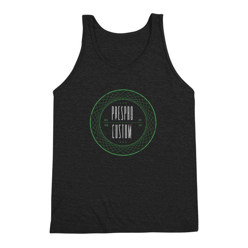 PC Men's Triblend Tank by PRESPRO CUSTOM HOMES