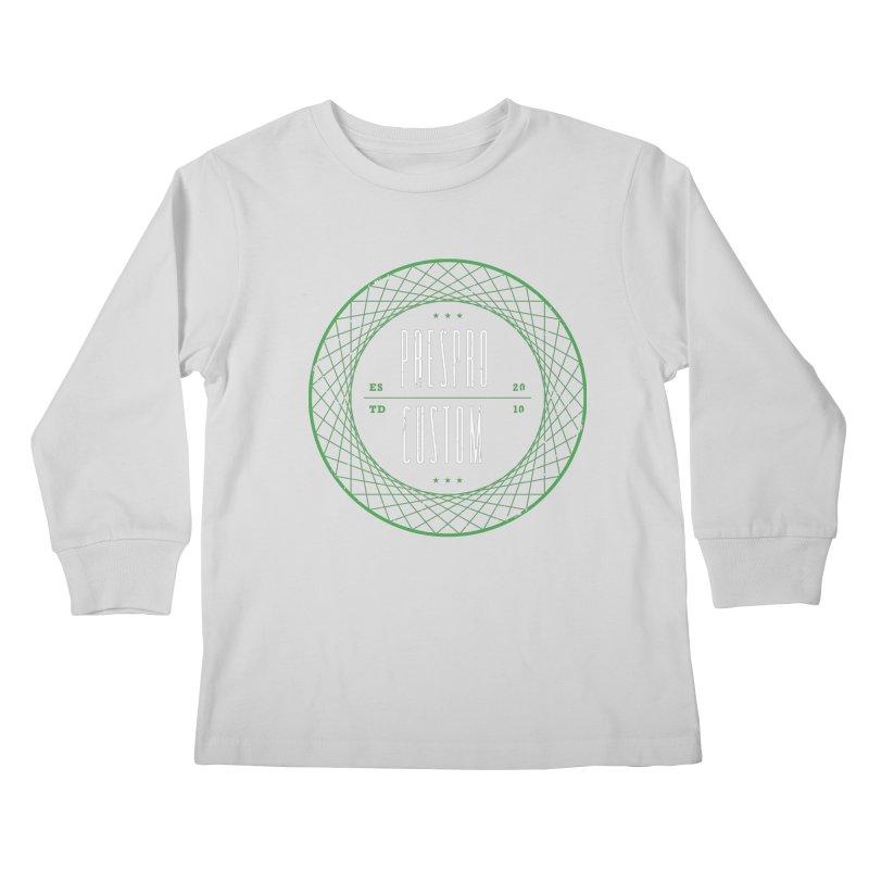 PC Kids Longsleeve T-Shirt by PRESPRO CUSTOM HOMES