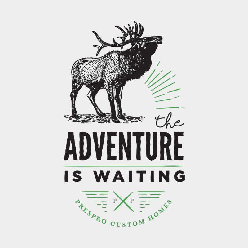 ADVENTURE IS WAITING Men's Tank by PRESPRO CUSTOM HOMES