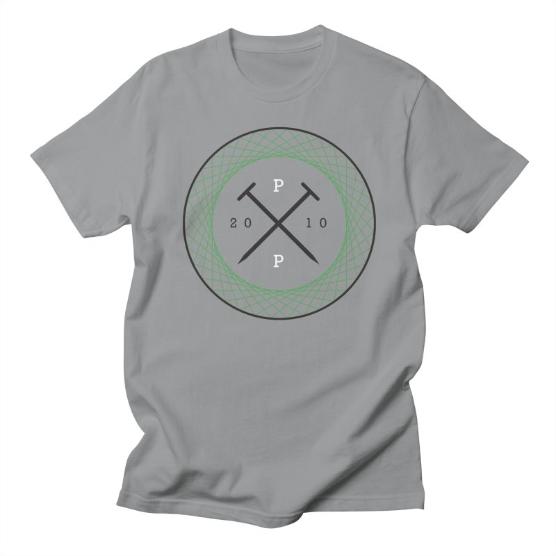 CROSSED NAILS Men's T-Shirt by PRESPRO CUSTOM HOMES