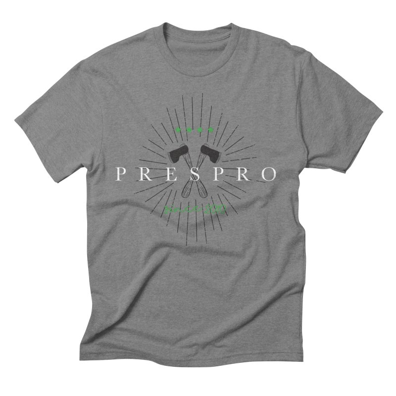 AXES Men's T-Shirt by PRESPRO CUSTOM HOMES
