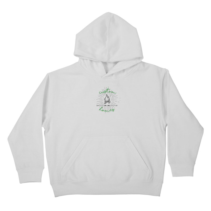 FIRE Kids Pullover Hoody by PRESPRO CUSTOM HOMES