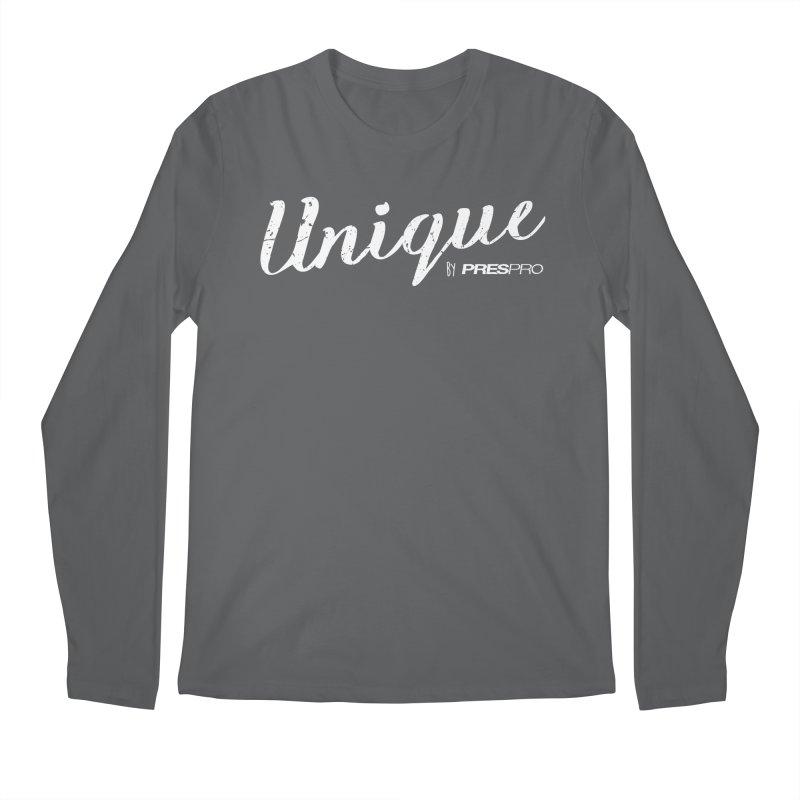 CHLOE ARTISAN Men's Longsleeve T-Shirt by PRESPRO CUSTOM HOMES