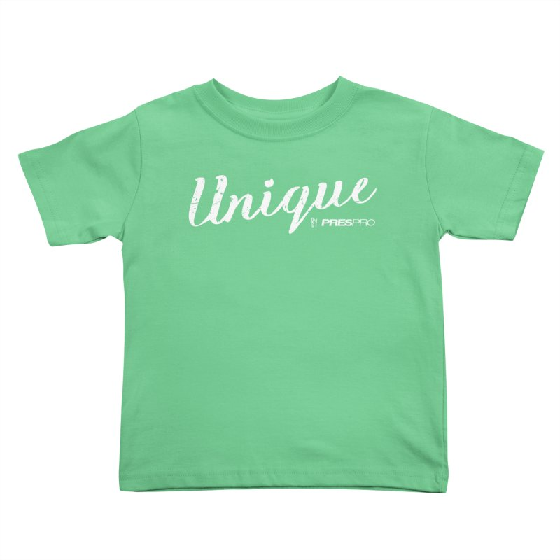 CHLOE ARTISAN Kids Toddler T-Shirt by PRESPRO CUSTOM HOMES