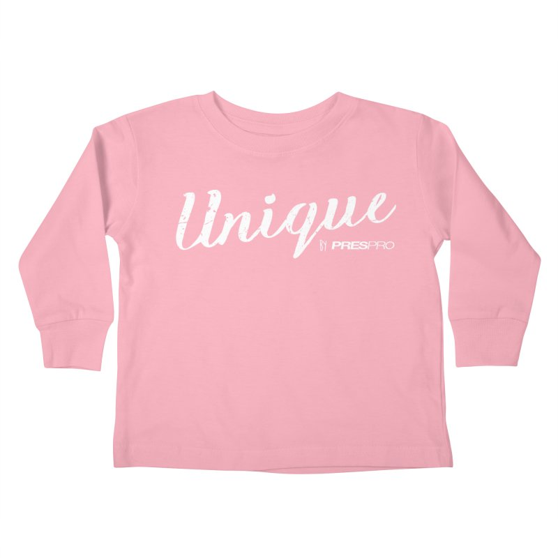 CHLOE ARTISAN Kids Toddler Longsleeve T-Shirt by PRESPRO CUSTOM HOMES