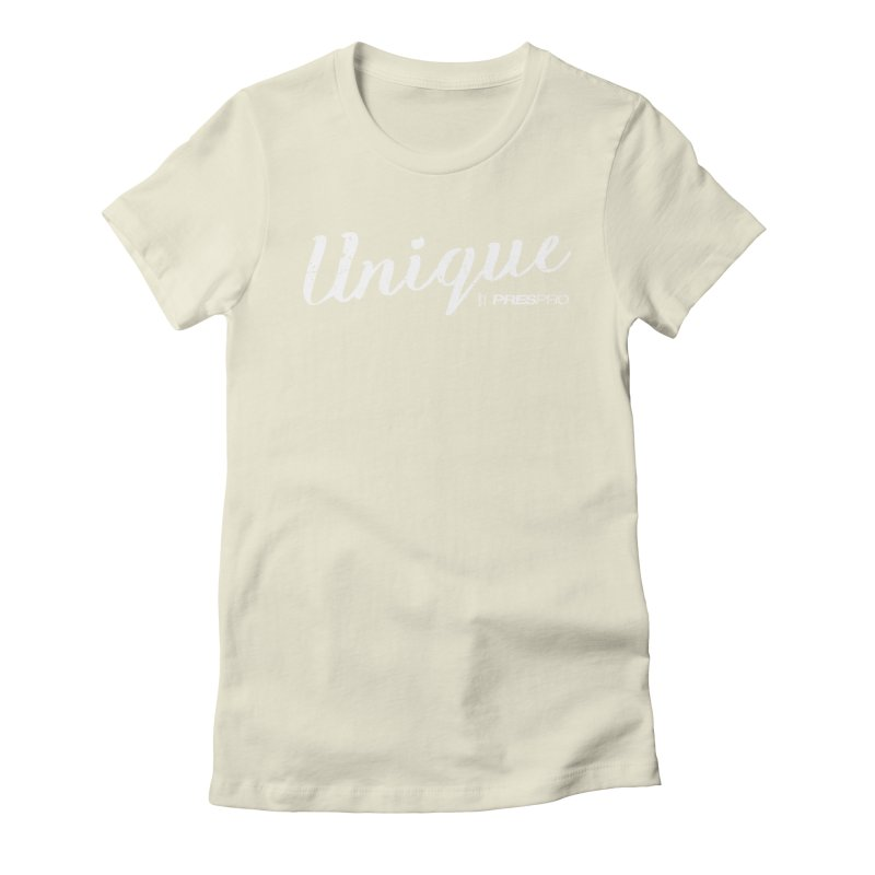 CHLOE ARTISAN Women's Fitted T-Shirt by PRESPRO CUSTOM HOMES