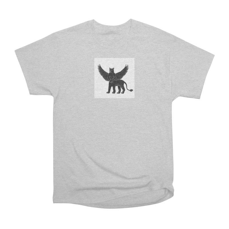 Preston Creature Men's Heavyweight T-Shirt by preston's Artist Shop