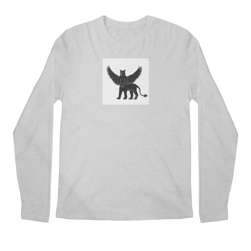 Preston Creature Men's Regular Longsleeve T-Shirt by preston's Artist Shop