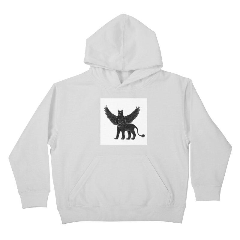 Preston Creature Kids Pullover Hoody by preston's Artist Shop