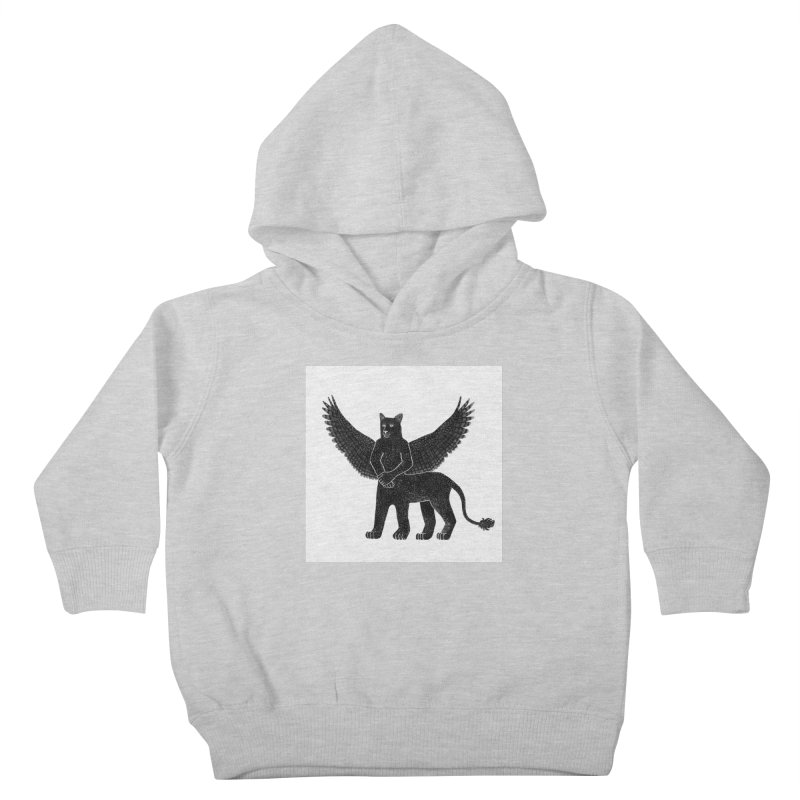 Preston Creature Kids Toddler Pullover Hoody by preston's Artist Shop