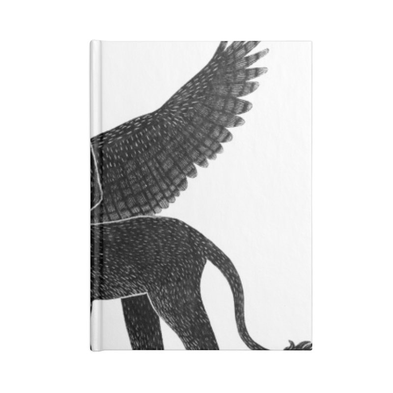 Preston Creature Accessories Notebook by preston's Artist Shop