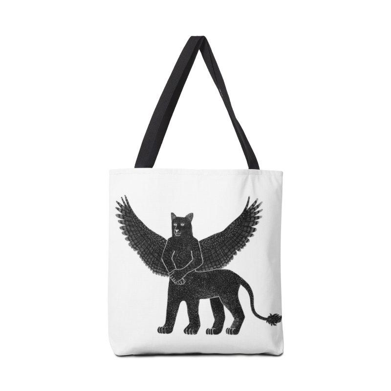 Preston Creature Accessories Tote Bag Bag by preston's Artist Shop
