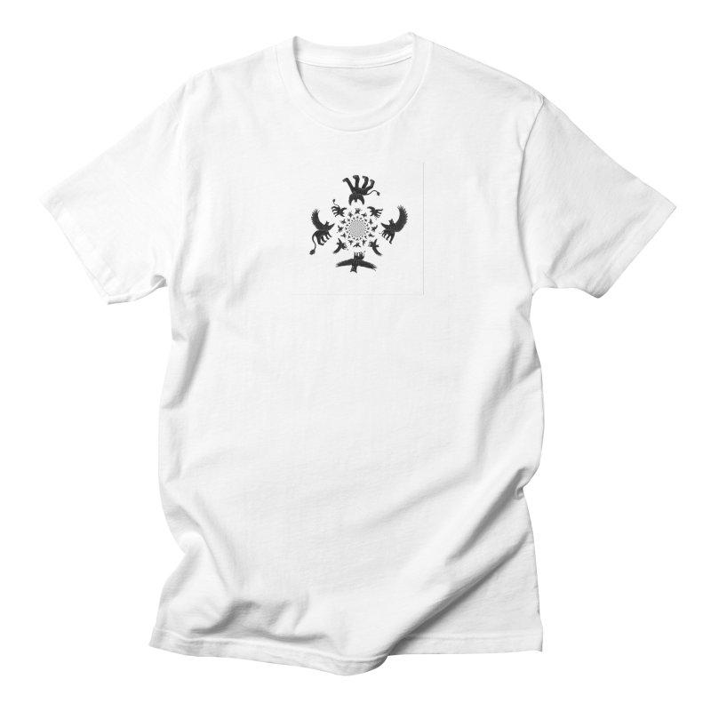 Preston Creature Inversion Men's Regular T-Shirt by preston's Artist Shop