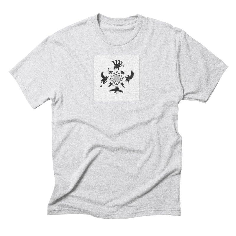 Preston Creature Inversion Men's Triblend T-Shirt by preston's Artist Shop