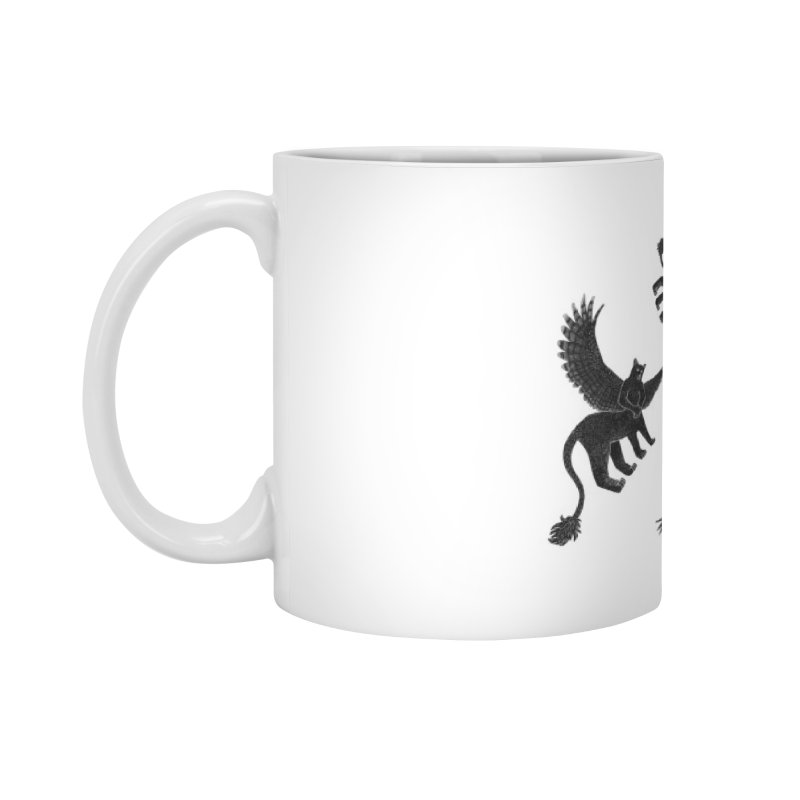Preston Creature Inversion Accessories Mug by preston's Artist Shop