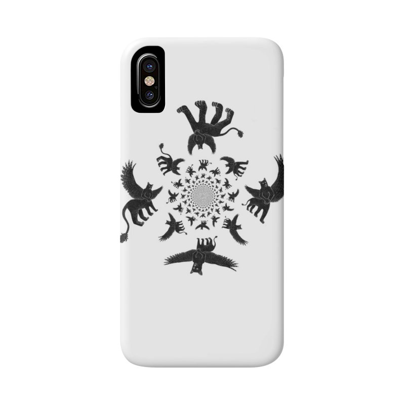 Preston Creature Inversion Accessories Phone Case by preston's Artist Shop