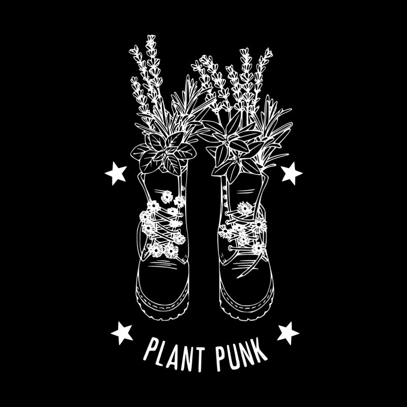 Plant Punk Women's T-Shirt by Pretty In Punk