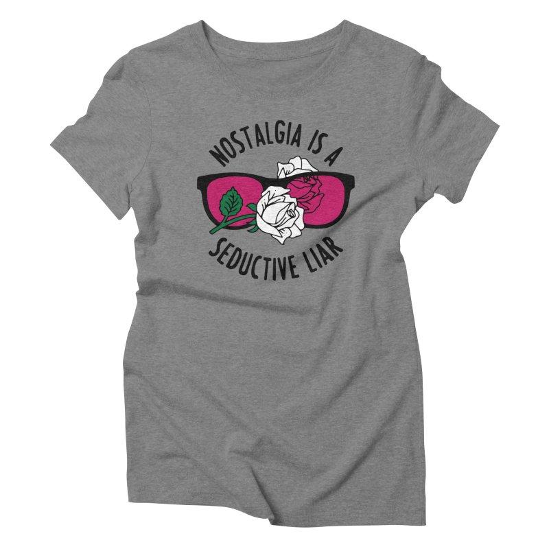 Nostalgia Women's T-Shirt by Pretty In Punk