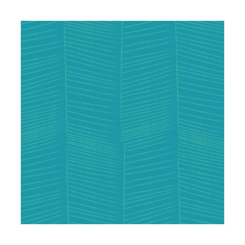 Herringbone - Teal by prettyprismatic's Artist Shop