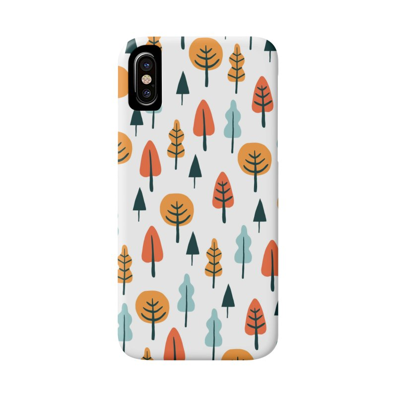 Fancy Forest  Accessories Phone Case by prettyprismatic's Artist Shop