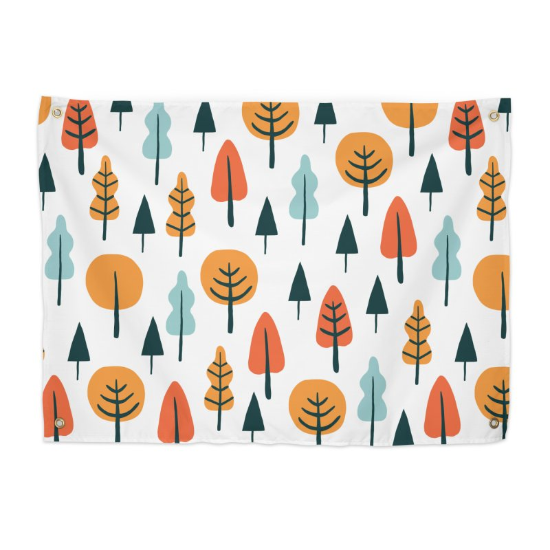 Fancy Forest  Home Tapestry by prettyprismatic's Artist Shop