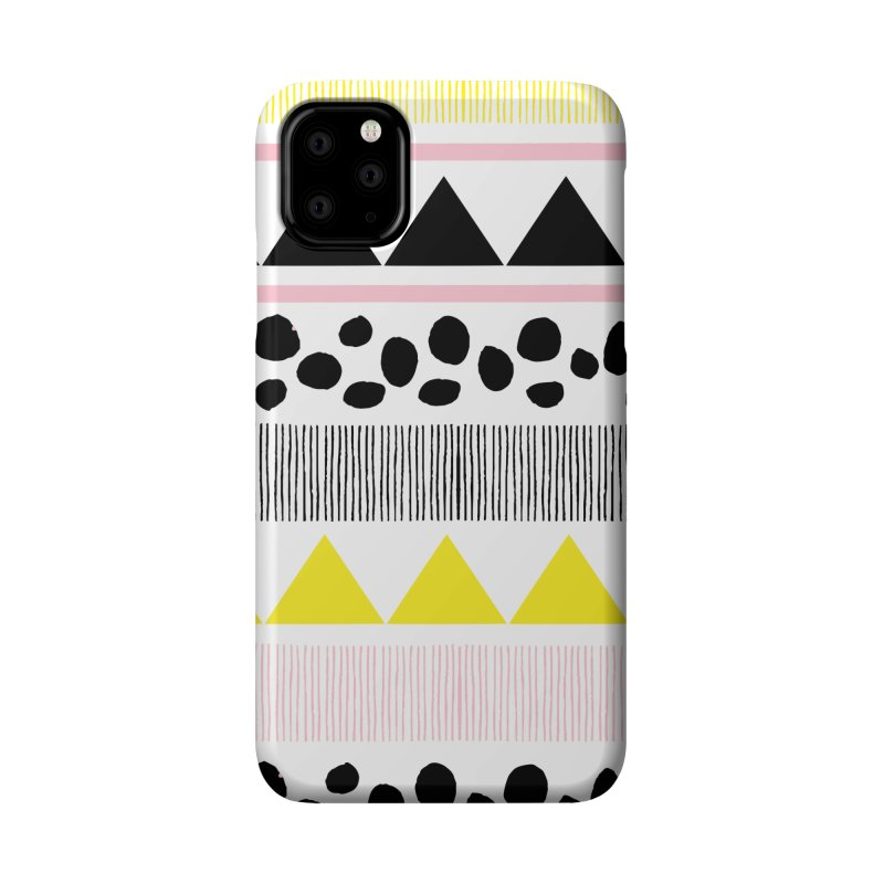 Vibrant Modern Bohemian Accessories Phone Case by prettyprismatic's Artist Shop