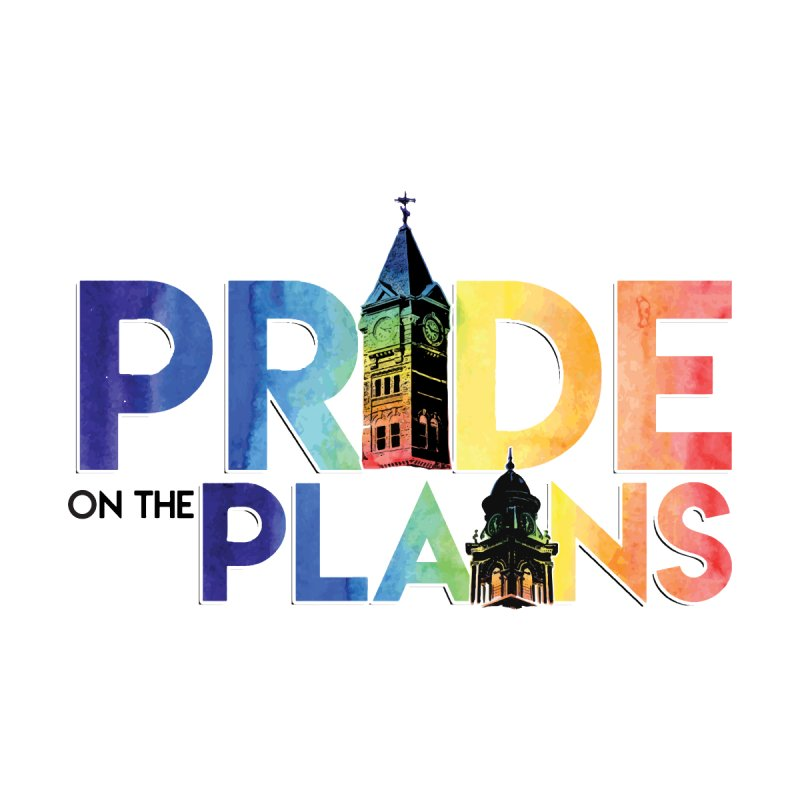 Pride on The Plains logo by prideontheplains's Artist Shop