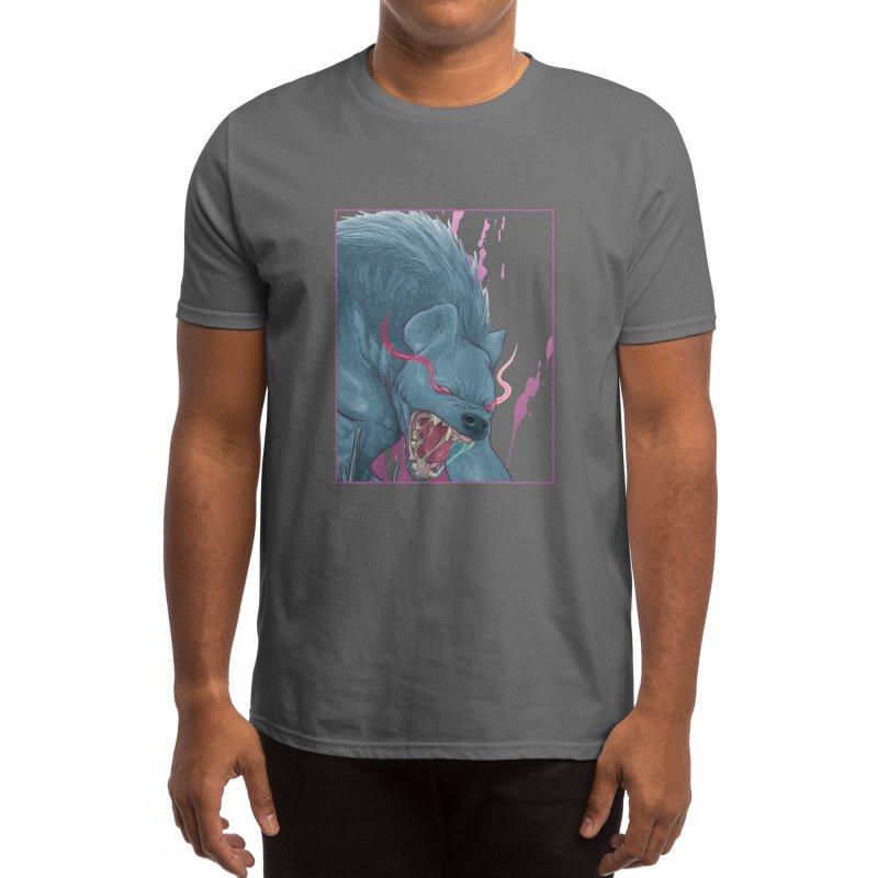 angry Men's T-Shirt by primajendi's Artist Shop