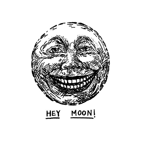 image for Hey Moon!