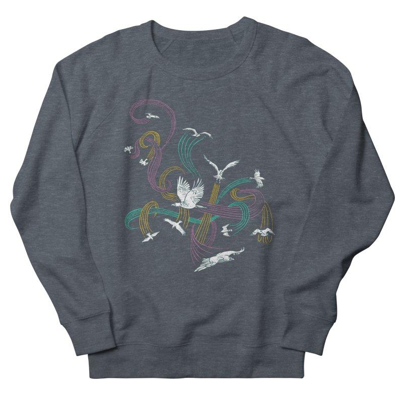 Holding Pattern Men's Sweatshirt by Primary Hughes Artist Shop