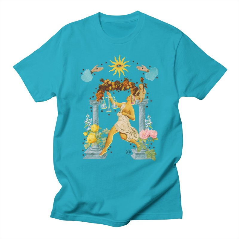 Libra Men's T-Shirt by looks by primcess