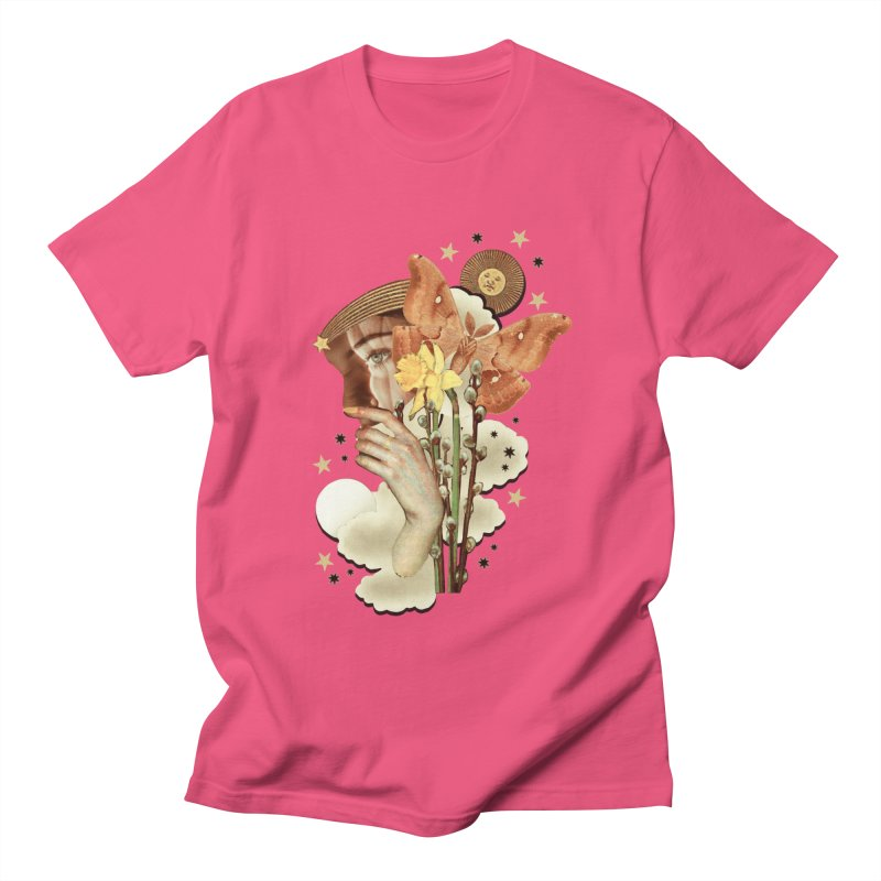 Narcissa Men's T-Shirt by looks by primcess