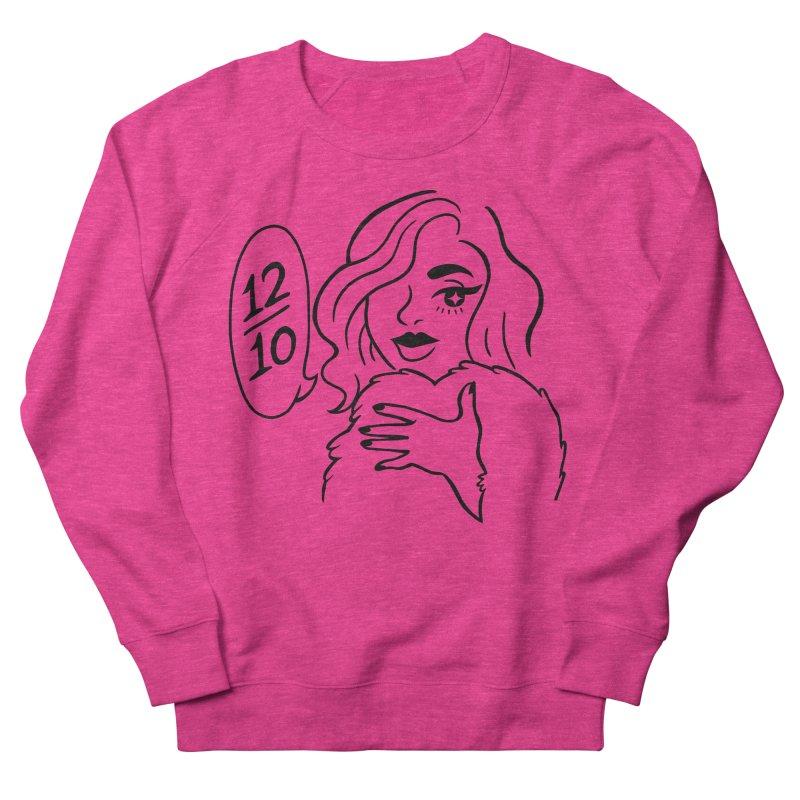 12/10 Women's Sweatshirt by looks by primcess
