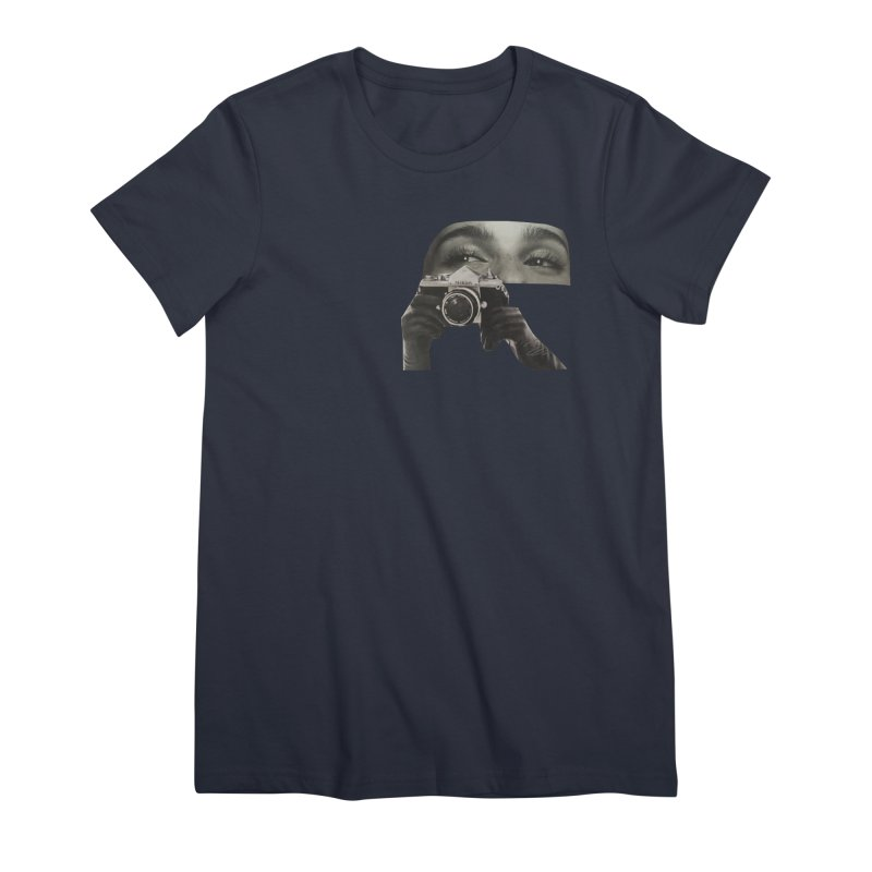 Glimpse Women's T-Shirt by looks by primcess