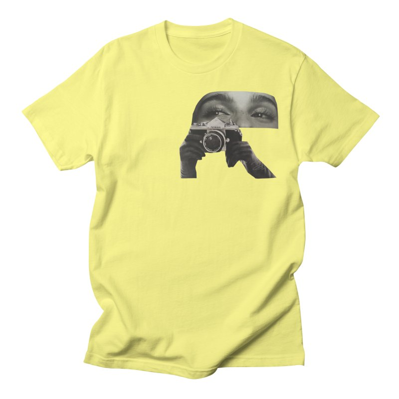 Glimpse Men's T-Shirt by looks by primcess
