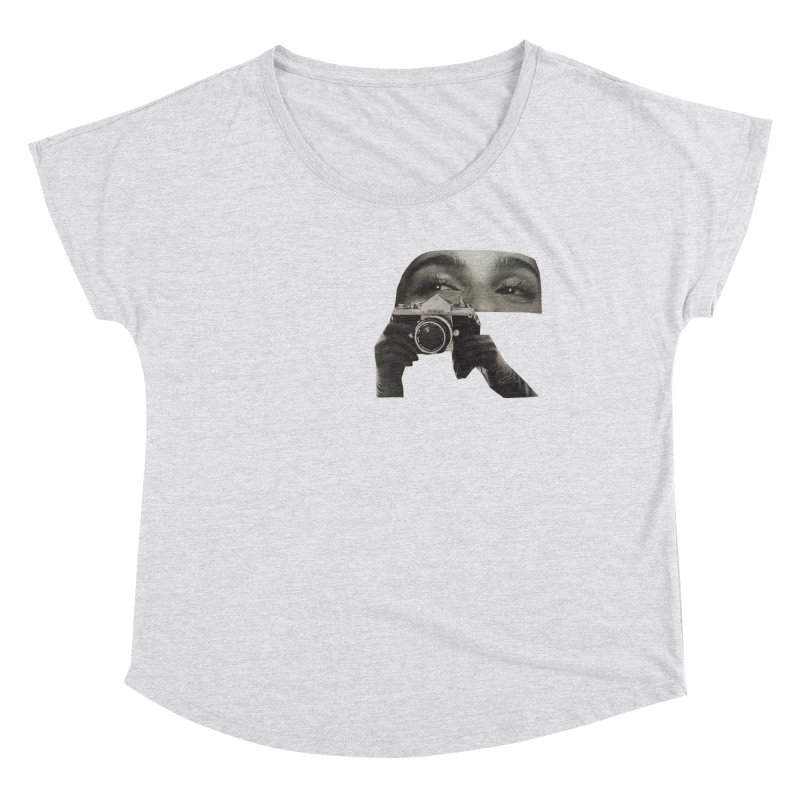 Glimpse Women's Scoop Neck by looks by primcess
