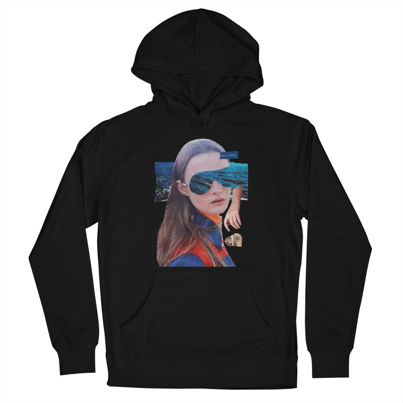You in Mind Women's Pullover Hoody by looks by primcess