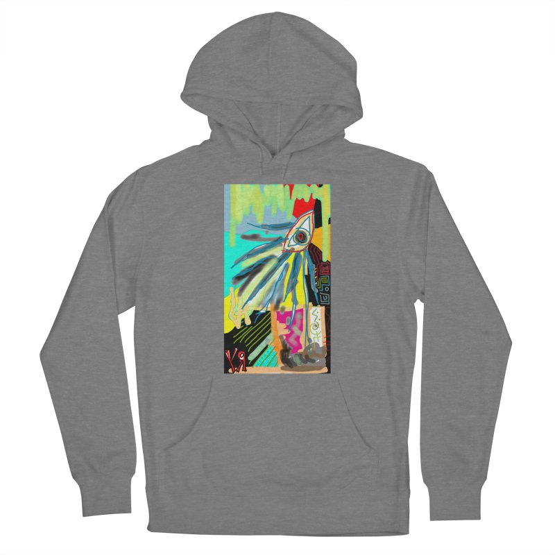 """""""Unnatural Selection"""" by Richard F. Yates Women's Pullover Hoody by The Primitive Entertainment Workshop!"""
