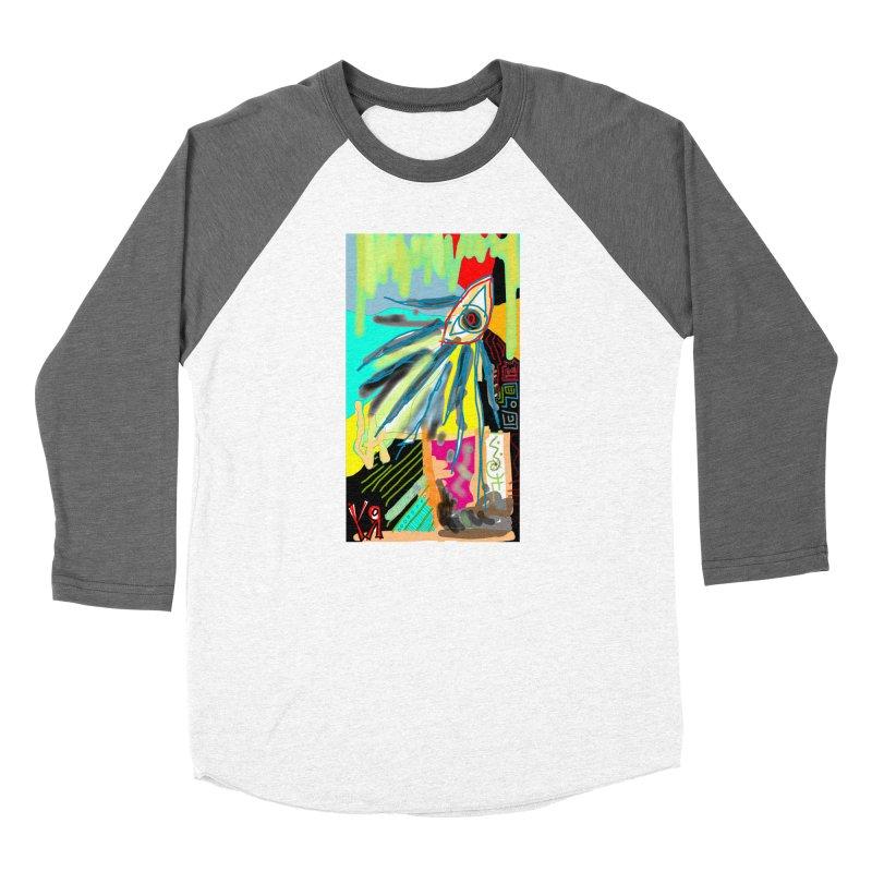 """Unnatural Selection"" by Richard F. Yates Women's Longsleeve T-Shirt by The Primitive Entertainment Workshop!"