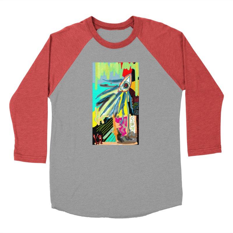 """Unnatural Selection"" by Richard F. Yates Men's Longsleeve T-Shirt by The Primitive Entertainment Workshop!"