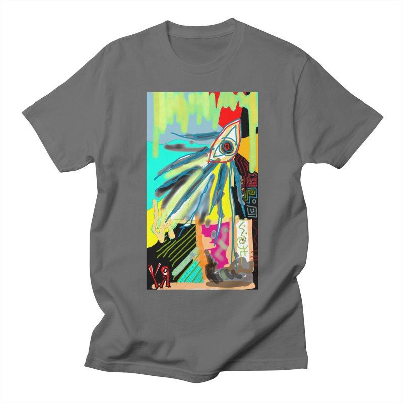 """Unnatural Selection"" by Richard F. Yates Men's T-Shirt by The Primitive Entertainment Workshop!"