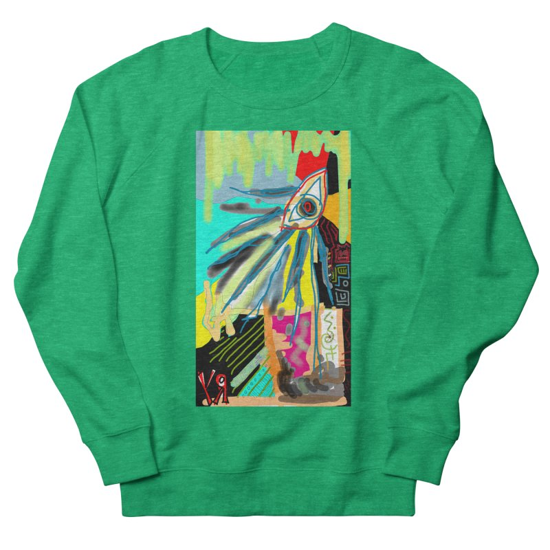 """Unnatural Selection"" by Richard F. Yates Women's Sweatshirt by The Primitive Entertainment Workshop!"