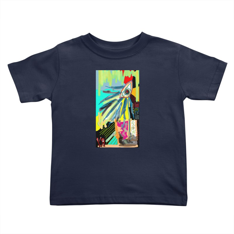 """""""Unnatural Selection"""" by Richard F. Yates Kids Toddler T-Shirt by The Primitive Entertainment Workshop!"""
