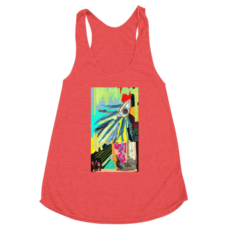 """""""Unnatural Selection"""" by Richard F. Yates Women's Tank by The Primitive Entertainment Workshop!"""
