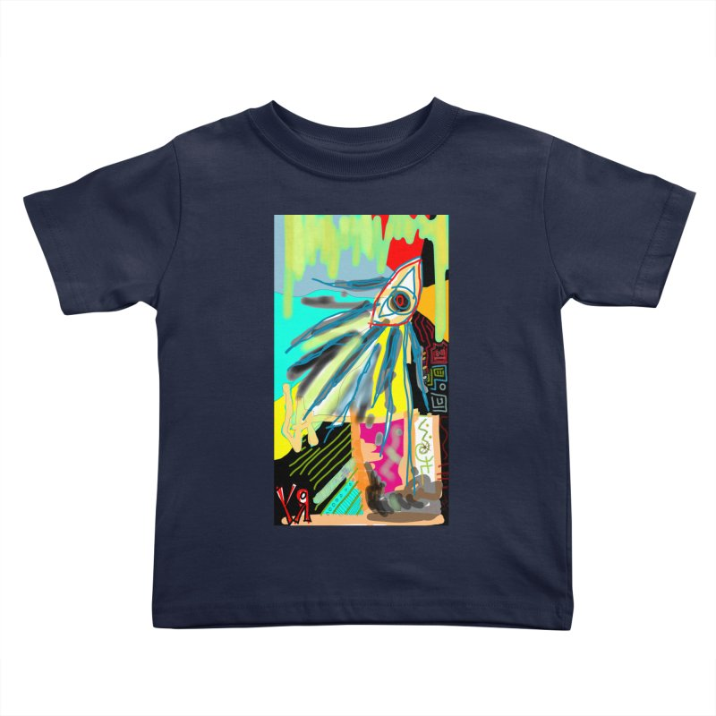 """Unnatural Selection"" by Richard F. Yates Kids Toddler T-Shirt by The Primitive Entertainment Workshop!"