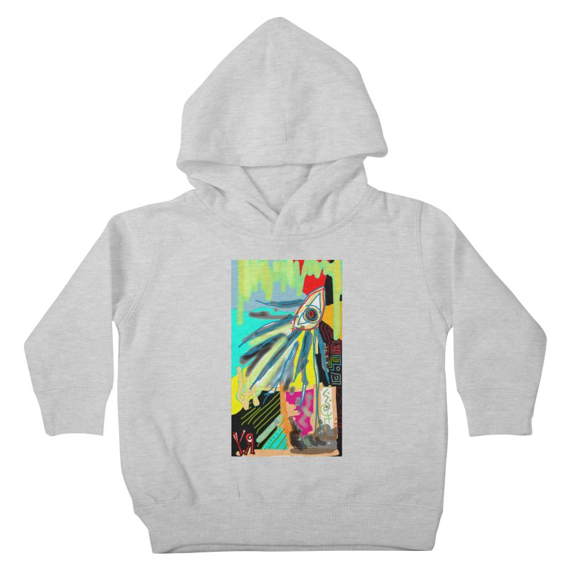 """""""Unnatural Selection"""" by Richard F. Yates Kids Toddler Pullover Hoody by The Primitive Entertainment Workshop!"""