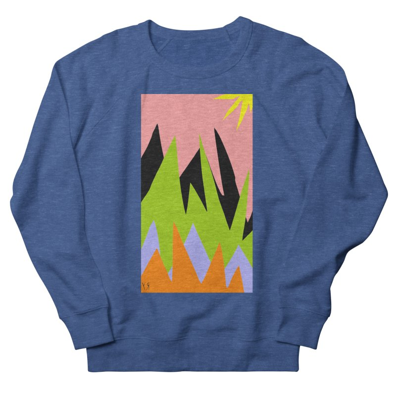 """Happy Death Mountains"" by Richard F. Yates Men's Sweatshirt by The Primitive Entertainment Workshop!"