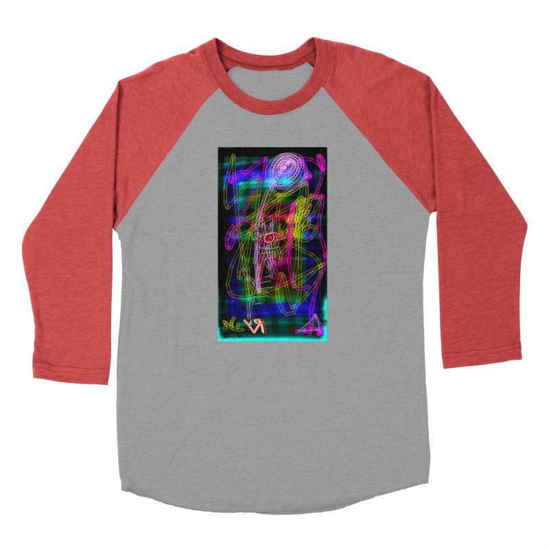 """""""My Robot's Broken (Your Necklace is Too Long)"""" by Richard F. Yates Men's Longsleeve T-Shirt by The Primitive Entertainment Workshop!"""