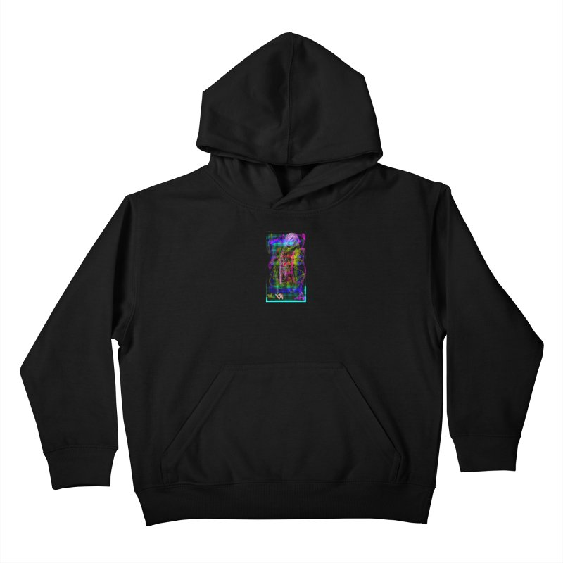 """""""My Robot's Broken (Your Necklace is Too Long)"""" by Richard F. Yates Kids Pullover Hoody by The Primitive Entertainment Workshop!"""
